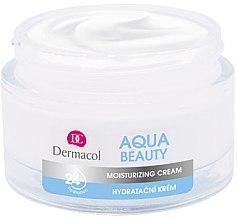 Feuchtigkeitsspendende Gesichtscreme - Dermacol Aqua Beauty Moisturizing Cream — Bild N2