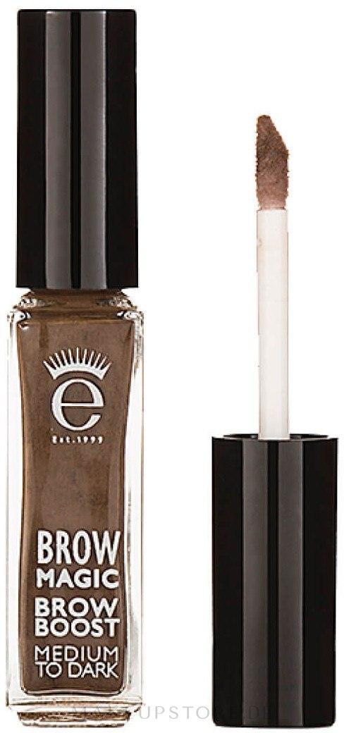Augenbrauengel - Eyeko Brow Magic Brow Boost — Bild Medium to Dark