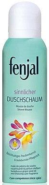 Duschschaum mit Traubenkernöl - Fenjal Vitality Shower Mousse — Bild N1