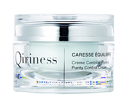 Düfte, Parfümerie und Kosmetik Anti-Glanz Gesichtscreme - Qiriness Purify Control Cream