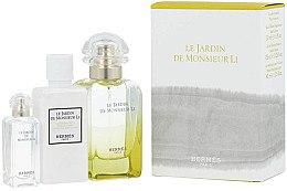 Düfte, Parfümerie und Kosmetik Hermes Le Jardin de Monsieur Li - Duftset (Eau de Toilette 50ml + Körperlotion 40ml + Eau de Toilette 7.5ml)