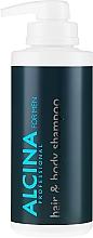 Shampoo für Körper und Haar - Alcina Herrenpflege For Men Hair & Body Shampoo — Bild N3