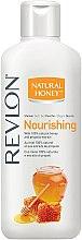 Düfte, Parfümerie und Kosmetik Pflegendes Duschgel mit Bio Honig und Propolis-Extrakt - Revlon Natural Honey Nourishing Shower Gel