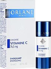 Düfte, Parfümerie und Kosmetik Energiespendendes Serum-Konzentrat für Gesicht mit Vitamin C - Orlane Supradose Vitamine C Energizing Concentre
