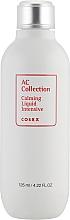 Beruhigendes und reinigendes Gesichtstonikum für Akne-Haut - Cosrx AC Collection Calming Liquid Intensive — Bild N2