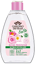 Düfte, Parfümerie und Kosmetik 2in1 Mizellen-Reinigungswasser für das Gesicht mit Rosenextrakt - Giardino Dei Sensi Rose Micellar Water