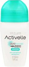 Düfte, Parfümerie und Kosmetik Deo Roll-on Antitranspirant - Oriflame Activelle Actiboost Fresh