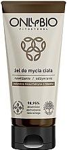 Düfte, Parfümerie und Kosmetik Feuchtigkeitsspendendes Duschgel - Only Bio Body Wash Gel