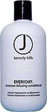 Düfte, Parfümerie und Kosmetik Feuchtigkeitsspendende Haarspülung - J Beverly Hills Everyday Conditioner