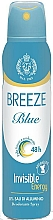 Düfte, Parfümerie und Kosmetik Breeze Blue Deo Spray 48h - Deospray