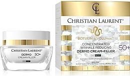 Düfte, Parfümerie und Kosmetik Konzentrierter Anti-Falten Gesichtscreme-Filler 50+ - Christian Laurent Botulin Revolution Concentrated Dermo Cream-Filler 50+