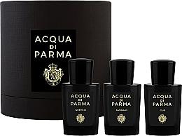 Düfte, Parfümerie und Kosmetik Acqua Di Parma - Duftset (Eau de Parfum 3x20ml)