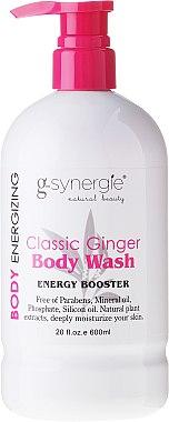 Duschgel - G-Synergie Classic Ginger Energy Booster Body Wash — Bild N2