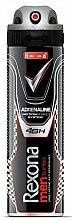 Düfte, Parfümerie und Kosmetik Deospray Antitranspirant - Rexona Men Turbo Deodorant Spray