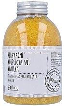 Düfte, Parfümerie und Kosmetik Entspannendes Badesalz Vanille - Sefiros Original Dead Sea Bath Salt Vanilla