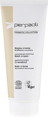 Samtig pflegendes Cremebad - Pierpaoli Prebiotic Collection Bath Cream — Bild N2