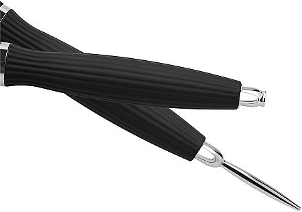 "Haarbürste ""Care&Style"" 53 mm - Lussoni Hot Volume Styling Brush 53 mm — Bild N2"