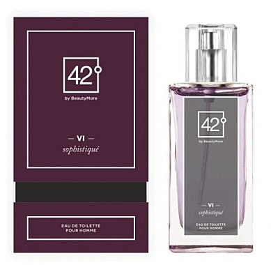42° by Beauty More VI Sophistiquee - Eau de Toilette — Bild N1