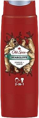2in1 Shampoo & Duschgel - Old Spice Bearglove Shower Gel + Shampoo — Bild N1