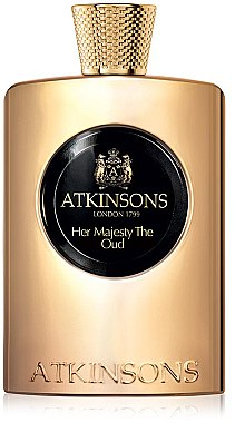 Atkinsons Her Majesty The Oud - Eau de Parfum — Bild N2