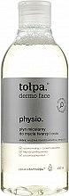 Düfte, Parfümerie und Kosmetik Mizellenwasser für Gesicht und Augen - Tolpa Dermo Physio Face Micellar Liquid