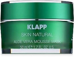 Gesichtspflegeset - Klapp Skin Natural Face Care Set (Gesichtsmaske 50ml + Gesichtsgel 15ml) — Bild N3