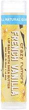 Düfte, Parfümerie und Kosmetik Lippenbalsam mit französischem Vanilladuft - Crazy Rumors French Vanilla Lip Balm
