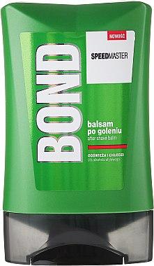 Beruhigender After Shave Balsam - Bond Speedmaster After Shave Balm — Bild N2