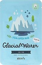 Düfte, Parfümerie und Kosmetik Erfrischende Tuchmaske für das Gesicht mit Eiswasser - Skin79 Fresh Garden Mask Glacial Water