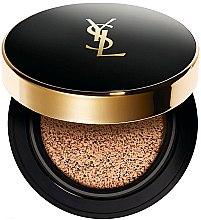 Düfte, Parfümerie und Kosmetik Cushion Foundation im Spiegeletui - Yves Saint Laurent Le Cushion Encre De Peau Fushion Ink Foundation