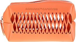 Düfte, Parfümerie und Kosmetik Gesichtspflegeset - Germaine de Capuccini TimExpert C+ (Augenkonturcreme 15ml + Gesichtscreme 50ml + Kosmetiktasche)