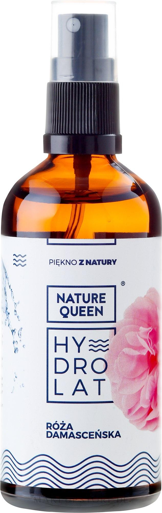 Damaszener Rosenwasser - Nature Queen — Bild 100 ml