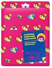 Düfte, Parfümerie und Kosmetik Feuchtigkeitsspendende und nährende Haube-Maske mit Aminosäuren und natürlichen Ölen für strapaziertes Haar - Patch Holic Costopia Moisture Hair Mask