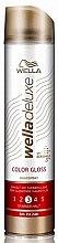 Düfte, Parfümerie und Kosmetik Haarspray für mehr Glanz Starker Halt - Wella Deluxe Color Gloss Strong