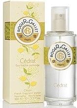 Düfte, Parfümerie und Kosmetik Roger & Gallet Cedrat - Eau de Parfum
