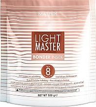 Düfte, Parfümerie und Kosmetik Blondierpulver mit Panthenol - Matrix Light Master 8 Bonder Inside