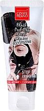 Schwarze Peel-Off-Maske für das Gesicht - Czyste Piekno Black Peel Off Mask — Bild N3