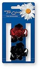 Düfte, Parfümerie und Kosmetik Haarkrebse Blume 2 St. - Top Choice