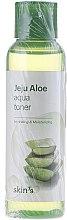 Düfte, Parfümerie und Kosmetik Erfrischendes Gesichtstonikum für normale und Mischhaut - Skin79 Jeju Aloe Aqua Toner