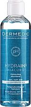 Düfte, Parfümerie und Kosmetik Feuchtigkeitsspendendes Gesichtstonikum für trockene Haut - Dermedic Hydrain 3 Hialuro Physiotoner