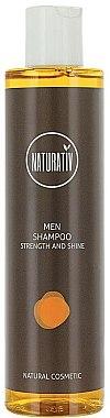 Shampoo für Männer - Naturativ Men Shampoo Strenght and Shine — Bild N2