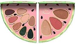 Düfte, Parfümerie und Kosmetik Make-up-Palette - Too Faced Watermelon Slice Face & Eye Make-Up Palet