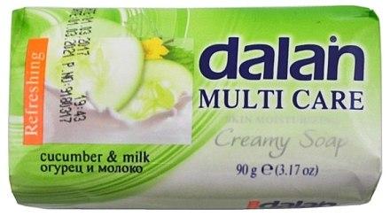 Cremeseife mit Gurke und Milch - Dalan Multi Care — Bild N1