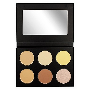 Gesichts-Concealer - Makeup Revolution Katie Price Conceal Contour&Light for Men — Bild N1