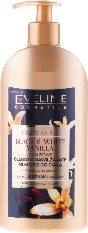 Feuchtigkeitsspendende Körpermilch - Eveline Cosmetics Luxury Expert Body Milk — Bild N1