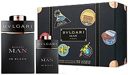 Düfte, Parfümerie und Kosmetik Bvlgari Man In Black - Duftset (Eau de Parfum 100ml + Eau de Parfum 15ml)
