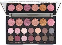Düfte, Parfümerie und Kosmetik Lidschattenpalette - Makeup Revolution Jewel Collection Eyeshadow Palette