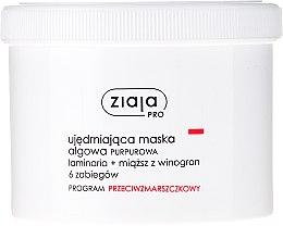 Düfte, Parfümerie und Kosmetik Straffende Gesichtsmaske mit Algen - Ziaja Pro Strengthening Algae Mask
