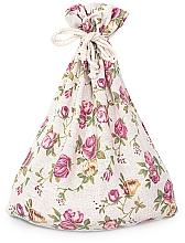 Düfte, Parfümerie und Kosmetik Mediterranes Badesalz mit Rosenblättern - Chantilly Solt