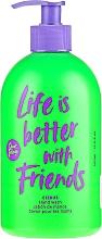 Düfte, Parfümerie und Kosmetik Flüssigseife mit Zitrusfrüchten - IDC Institute Great Feelings Hand Soap Citrus